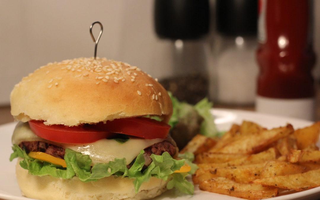 En Lezzetli Veggie Burger Tarifi